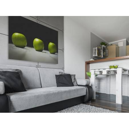 Jabłkowy sad - fotoobraz do kuchni - 120x80 cm