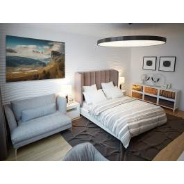 Rzeźbione naturą - fotoobraz do sypialni - 120x80 cm