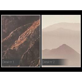 Pasmo przygód - fotografia na płótnie - 120x80 cm