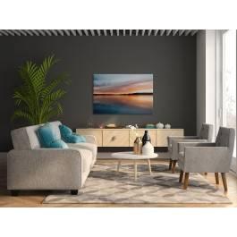 Symetria natury - fotoobraz do sypialni - 120x80 cm