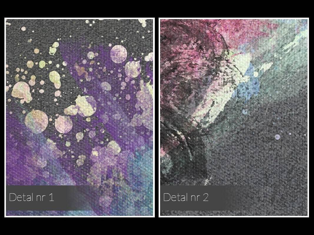 Wyzwolenie - nowoczesny obraz na płótnie - 120x80 cm