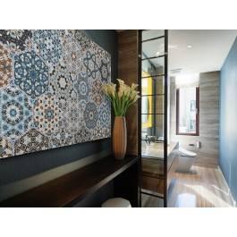 Perły Maroka - nowoczesny obraz na płótnie - 120x80 cm