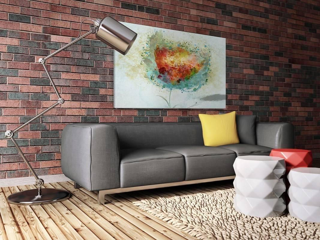 Oswobodzenie - nowoczesny obraz na płótnie - 120x80 cm