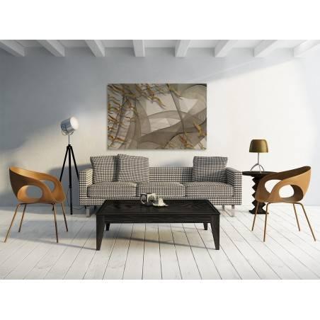 Królestwo szybowców - nowoczesny obraz do salonu - 120x80 cm