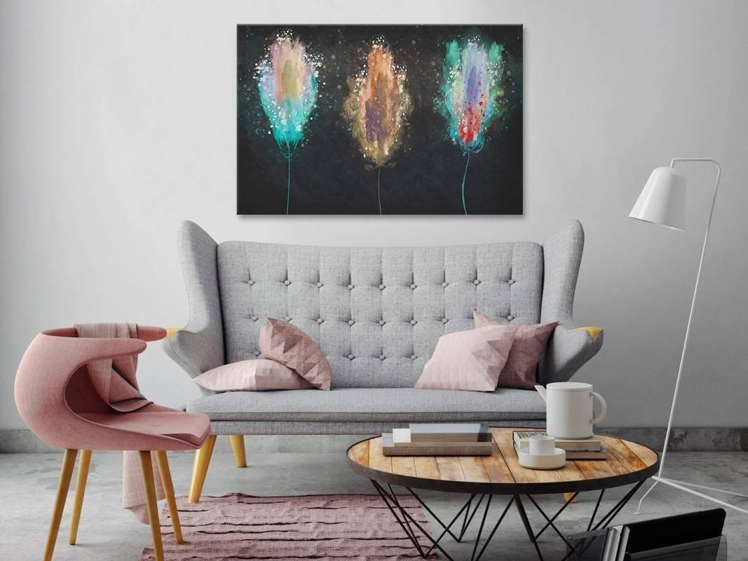 Emancypacja - nowoczesny obraz na płótnie - 120x80 cm