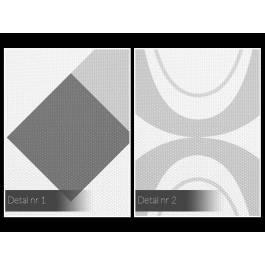 Kastylia - nowoczesny obraz na płótnie - 3szt. 50x70 cm