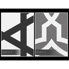 Murcja - nowoczesny obraz na płótnie - 3szt. 50x70 cm