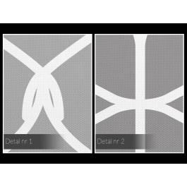 Walencja - nowoczesny obraz na płótnie - 3szt. 50x70 cm