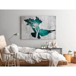 Czas harmonii - nowoczesny obraz na płótnie - 120x80 cm