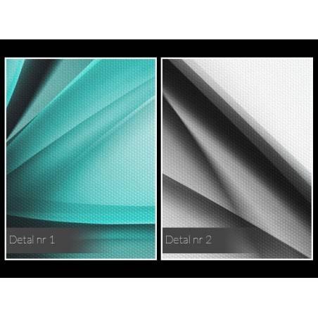 Stoicki spokój - nowoczesny obraz do salonu - 120x80 cm