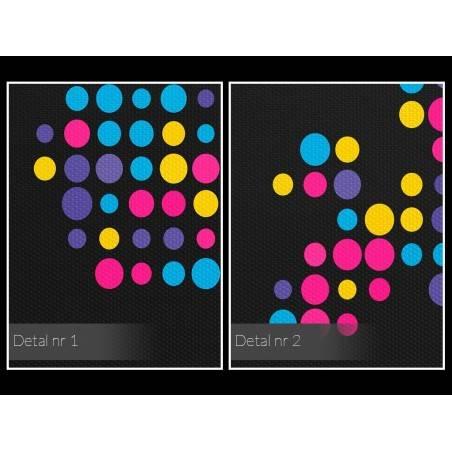 Pixel - nowoczesny obraz na płótnie - 120x80 cm