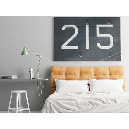 Numer 215 - nowoczesny obraz na płótnie - 120x80 cm