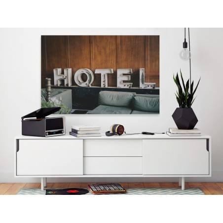 Hotel - fotoobraz na płótnie - 120x80 cm