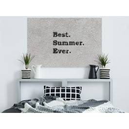 Best. Summer. Ever. - fotoobraz do sypialni - 120x80 cm
