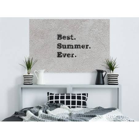 Best. Summer. Ever. - fotoobraz do sypialni - 120x80 cm