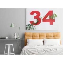 Numer 34 - fotoobraz do sypialni