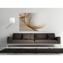 Efemeryczność chwil - nowoczesny obraz do sypialni - 120x80 cm