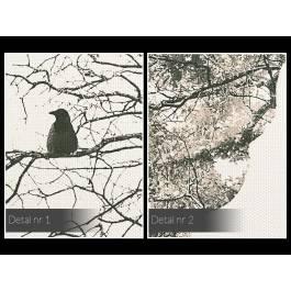 Kiełkujące idee - nowoczesny obraz na płótnie - 120x80 cm