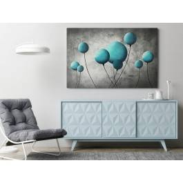 Kalaitowy balonik - nowoczesny obraz na płótnie