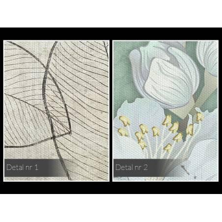 Składniki serdeczności - nowoczesny obraz do salonu - 120x80 cm