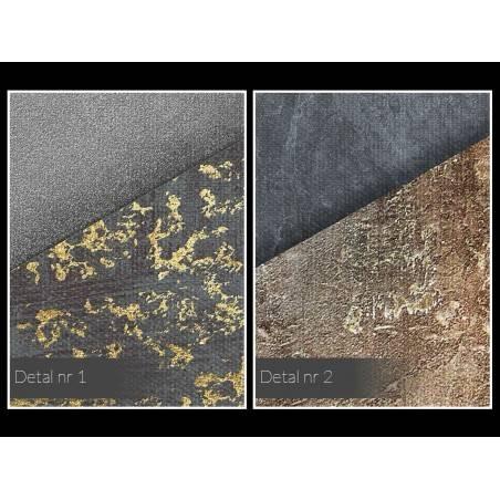 Nowy porządek - nowoczesny obraz na płótnie - 120x80 cm