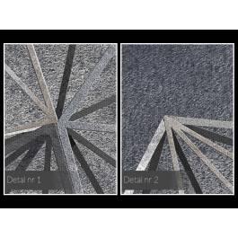 Tryb incognito - nowoczesny obraz na płótnie - 120x80 cm